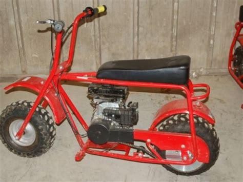 Dbx Mini Pocket Dirt Bikes With 70cc And 110cc Engines ...