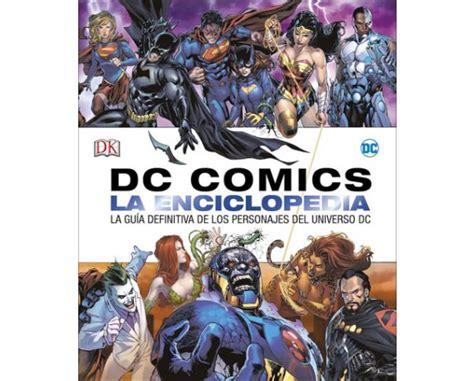 DC COMICS: LA ENCICLOPEDIA