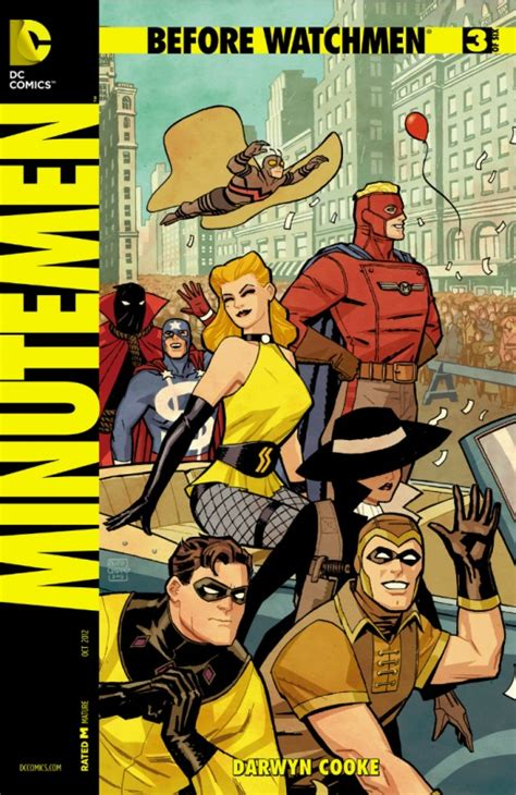 DC Noise 201 – When Mike Is Not Around We Talk Comics | DC ...