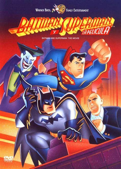 DC Universe Animated Original Movies: Todas las películas ...