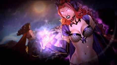DC Universe online Wonder Woman Movie   YouTube