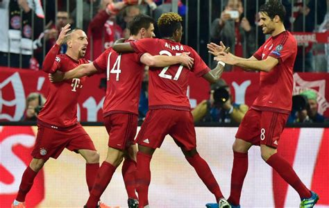 DCR: ¿Hizo el Bayern la mejor primera parte de la historia ...