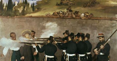 De 1867   Es fusilado Maximiliano I de México | Ruiz Healy ...