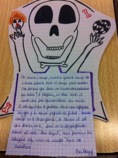 De amor y pedagogía: Concurso de calaveras literarias del ...