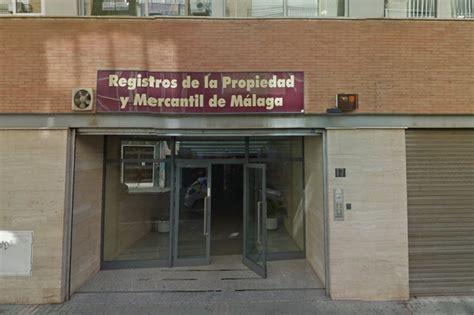 De cuando el Registrador de la Propiedad de Málaga chuleó ...