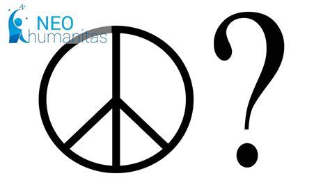 De Donde Viene El Símbolo De La Paz   YouTube