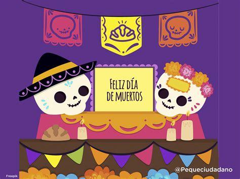 ¿De dónde viene la tradición de Dia de Muertos ...