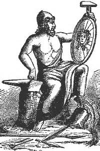 De græske guder: Hefaistos