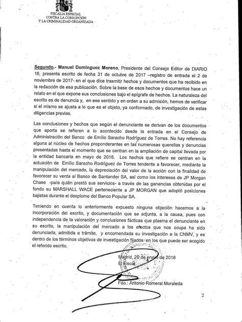 De Guindos y Banco Santander, presuntos culpables de la ...