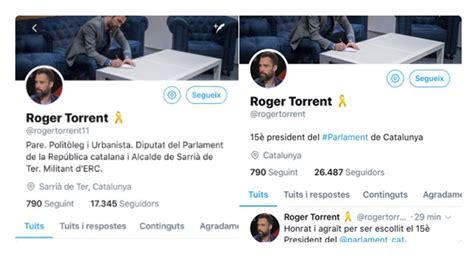 """De la """"República catalana"""" a president del Parlament de ..."""
