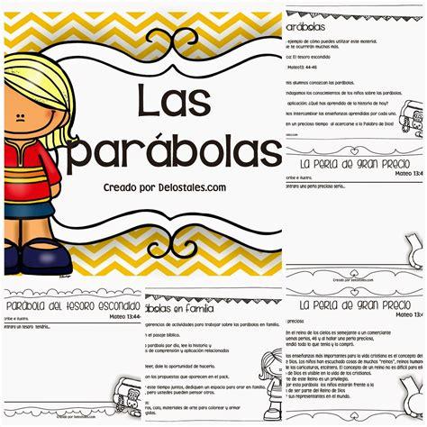 De los tales: Las parábolas de Jesús | CATEQUESIS ...