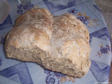 De nuevo Pan de Payes - Cocina y Thermomix - MundoRecetas.com