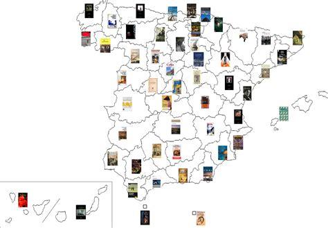 De viaje  literario  por España: una lectura por cada ...
