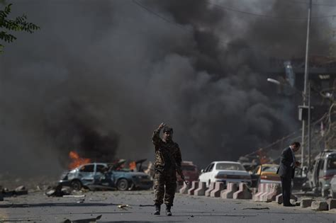 Deadly Bombing in Kabul Is One of the Afghan War's Worst ...