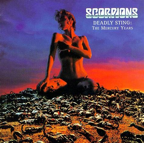 Deadly Sting: The Mercury Years - Scorpions | Songs ...