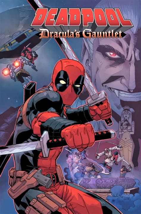 DEADPOOL Artist Asks For Help After Fire Damages Family's ...