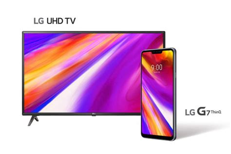 [Deal Alert] Canadians can get a free 4K TV with LG G7 ...