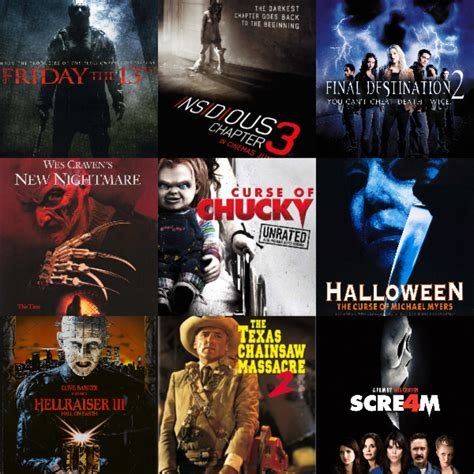 Death by Toys: My October Horror Movie List: The Sequel ...
