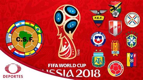 DebaTD: Eliminatoria CONMEBOL Rusia 2018   Televisa ...