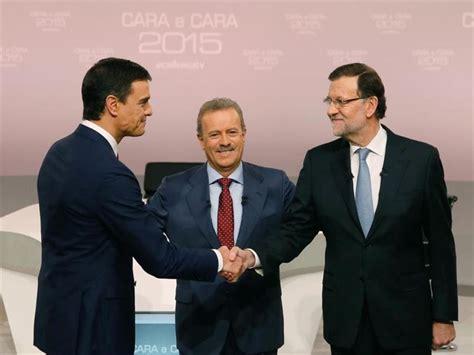 DEBATE ENTRE MARIANO RAJOY Y PEDRO SÁNCHEZ - España ...