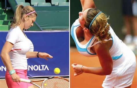 Debate por pechos de tenista   Taringa!
