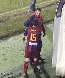 Debuta otro mexicano en liga griega. - Futbol Sapiens