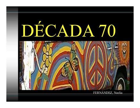 Década del 70