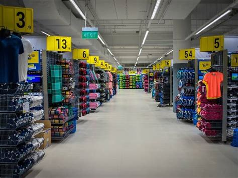 Decathlon  City Square Mall  | Shopping in Kallang, Singapore