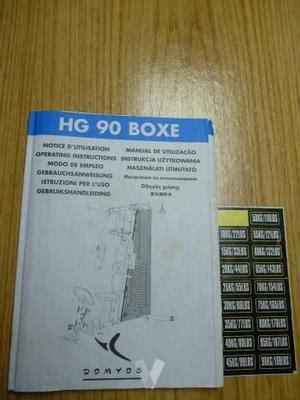 Decathlon domyos hg 085 maquina musculación | Posot Class