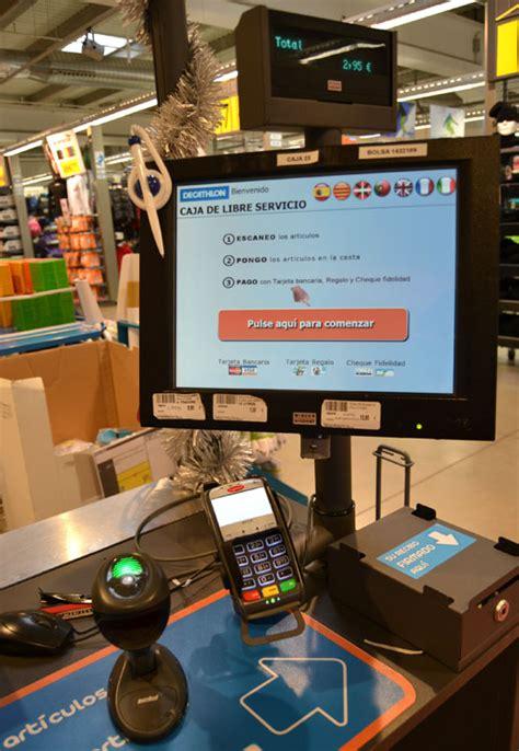Decathlon implanta un innovador sistema de pago - Vivaleliana!