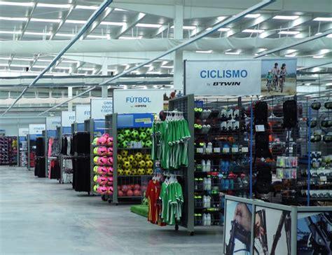 Decathlon inaugura su primera tienda en México | Masaryk ...