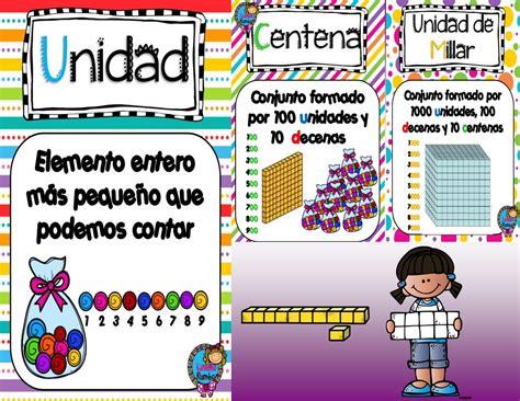Decena Centena Unidad De Segundo Grado   pedagog 237 a b ...