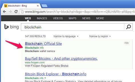 Deceptive search engine ads used in Bitcoin wallet attacks ...