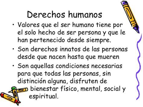 Declaracion derechos humanos ppt