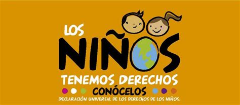 Declaración Universal de los Derechos de los Niños ...