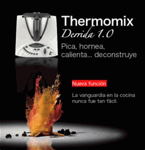 ¿Deconstruir con la Thermomix?   Cocinar en casa es ...