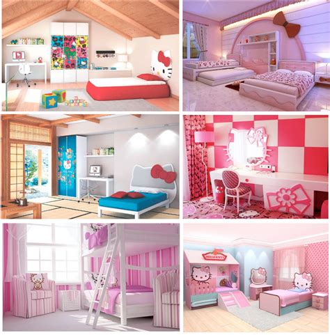 Decora tu habitación con Hello Kitty : Locos por Hello Kitty