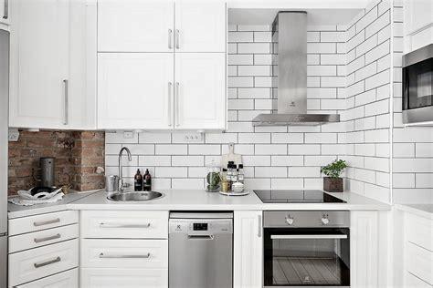 Decoración apartamentos pequeños: cocina integrada y ...