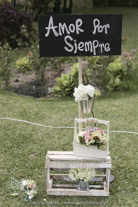 Decoración  Bodas con estilo   Boda vintage   boda rústica ...