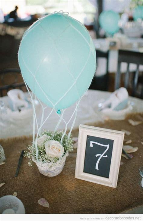Decoración bodas •Ideas Originales Para Decorar Tu boda