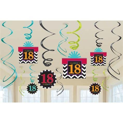 Decoración Colgante 18 Cumpleaños - Comprar Online {My ...
