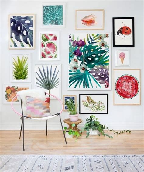 Decoración con cuadros. Ideas para decorar con cuadros ...