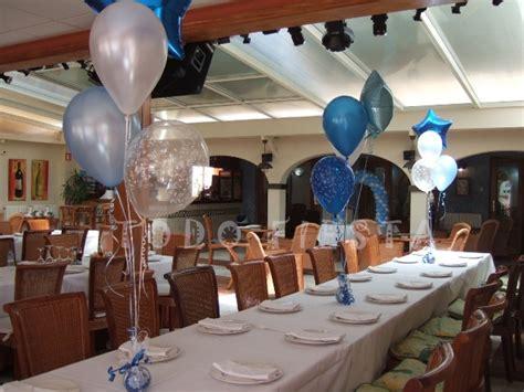 Decoración con globos de Todo Fiesta: DECORACIONES PARA 1ª ...