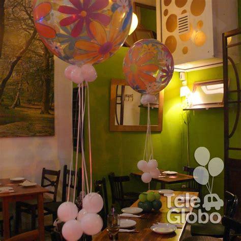 Decoración con globos para 40 cumpleaños | Decoraciones ...