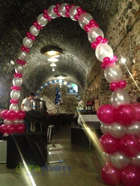 Decoracion con globos para bodas en salon restaurante Can ...
