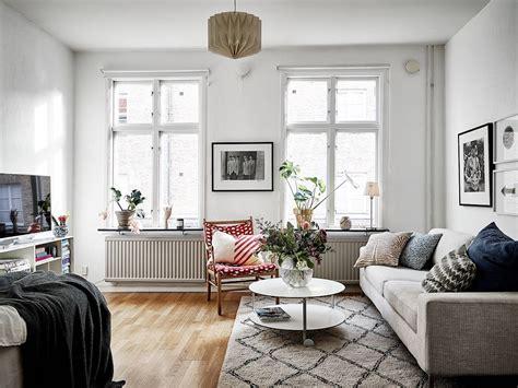 Decoración de apartamentos muy pequeños | Interiores Nórdicos