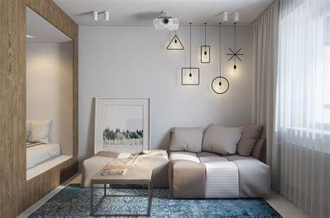 Decoracion de apartamentos pequeños - diseños de moda