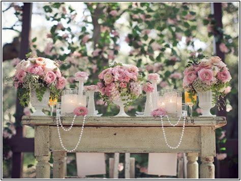 Decoracion de bodas vintage   ambientes románticos retro