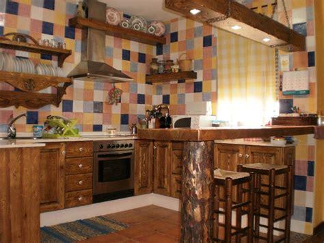 Decoración de Cocinas Rústicas