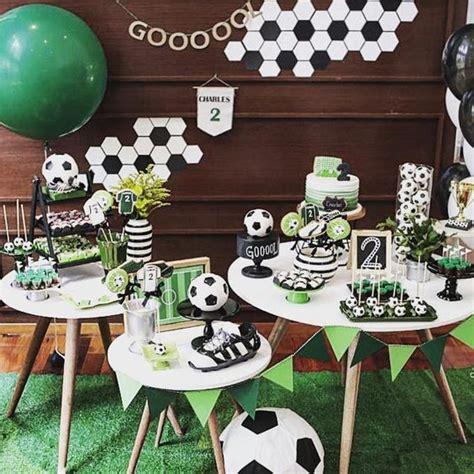 Decoración de futbol para fiestas - Decoracion de Fiestas ...